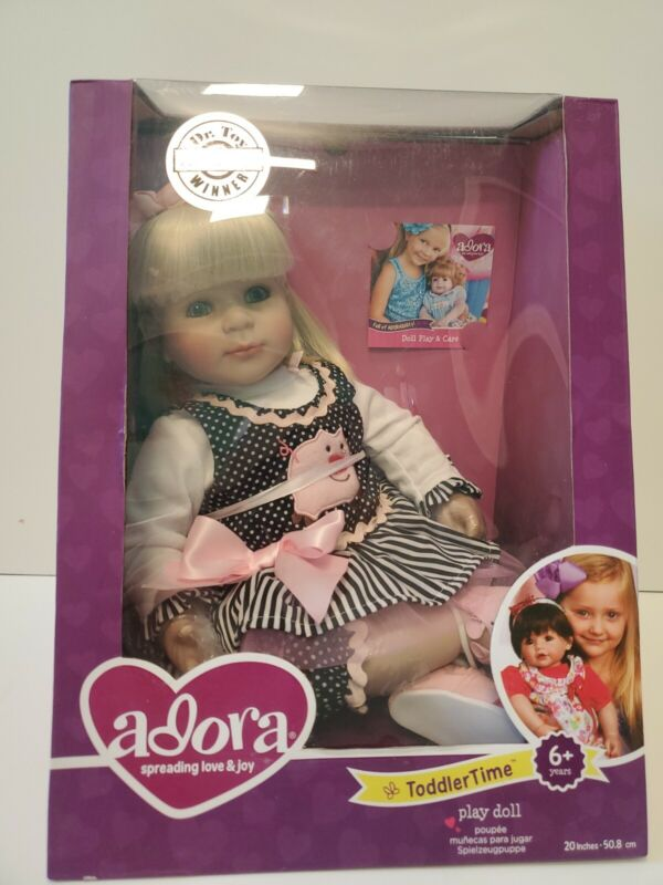 Adora 20 Inch Toddler Time Baby Oink