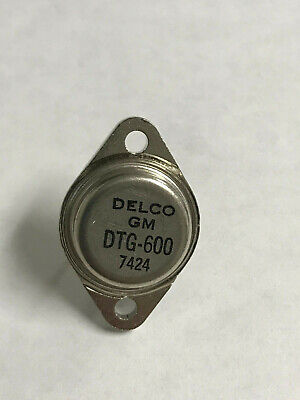 Delco Gm Electronics Dtg-600 Pnp Germanium Transistor