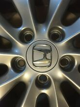 """Honda Accord 5 stud 17"""" Alloy wheels with tyres East Perth Perth City Preview"""