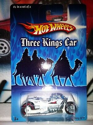 Hot Wheels 1:64 Three Kings Car Airy 8