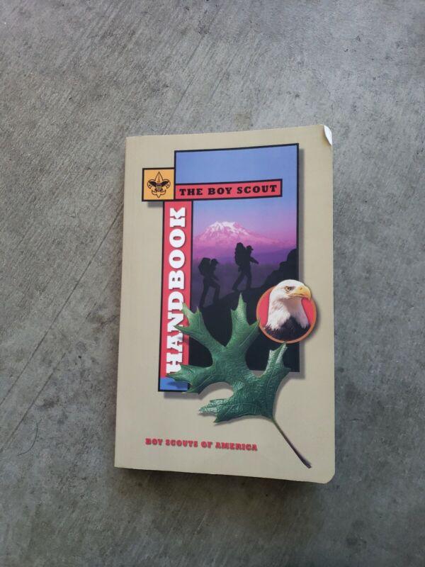 The Boy Scout Handbook Paperback