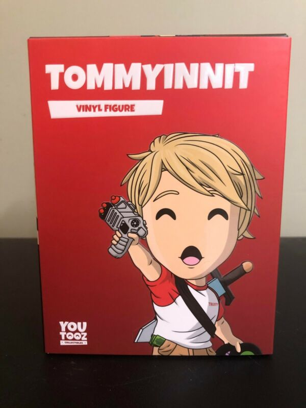 Tommyinnit Youtooz 159 NEW (Unscratched code) Limited Edition