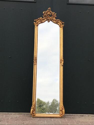 FRENCH LOUIS XV FLOOR MIRROR