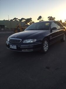 2002 Wh statesman books 1 owner rego 229kms supercharged leather Craigieburn Hume Area Preview