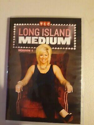 Long Island Medium: Season 1 (DVD, 2013) Complete Free Shipping tlc 1st 1