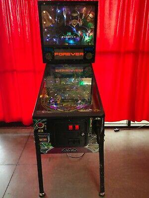 Batman Forever Pinball Machine *RARE*