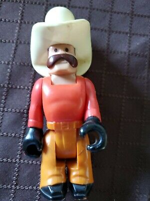 Fisher Price Husky Helpers Cowboy Figure