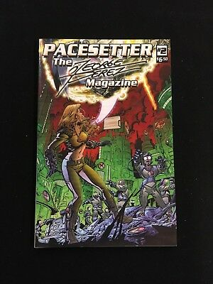 Pacesetter : The George Perez Magazine # 2 - Fanzine