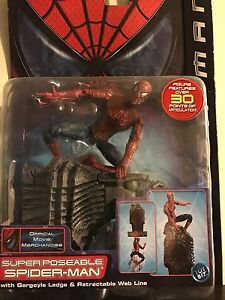 Marvels Spiderman movie action figures set  Edmonton Edmonton Area image 1