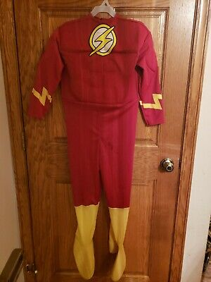 Halloween Dress Up Flash Costume Boys Size M