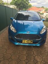 2014 Ford Fiesta Sport EcoBoost 1.0l Manual Oatlands Parramatta Area Preview