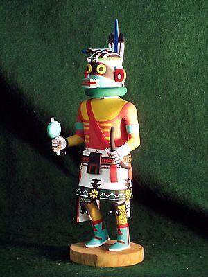 Hopi Kachina Doll - Hochani, the Returning Trader - Incredible!