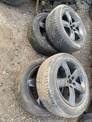 Ford Transit Connect Alloy Wheels/ Tyres 2009 225/50/17 98w