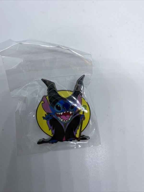 Disney LILO & Stitch Pin enamel pin Lot Stitch Trading Pins Mash Up Maleficent