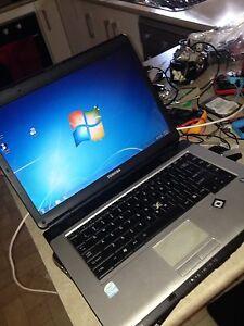 Toshiba laptop ( decent specs ) Thornton Maitland Area Preview