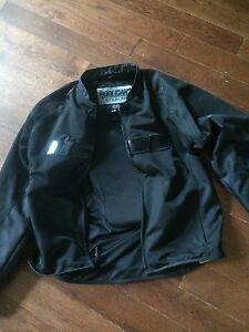 Icon hooligan motorcycle jacket