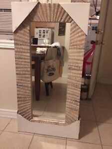 BRAND NEW! In box hand crafted mirror