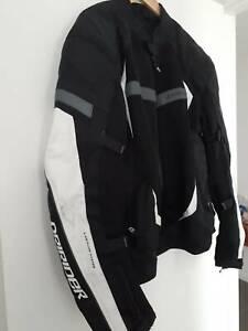Motorcycle jacket XL
