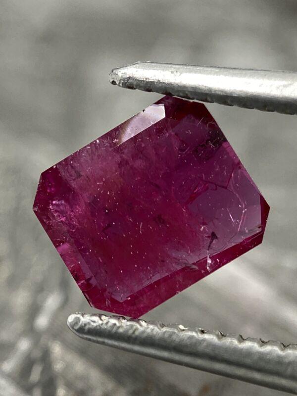 .83ct Red Beryl Gemstone