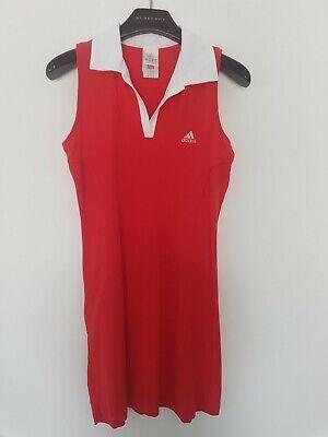 Adidas Tennis Dress Size 10/12 Retro Vintage