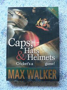 Caps, hats and helmets: cricket's a funny game Stawell Northern Grampians Preview