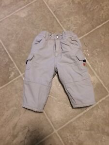 Baby gap cotton lined pants