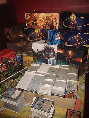 500 MAGIC THE GATHERING CARDS BULK LOT / COLLECTION