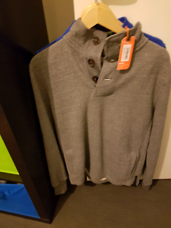 Superdry jumper and polo