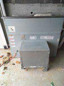 Kitchen Aid exhaust fan. Downdraft - Model KXD4636YSS0
