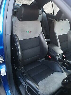 skoda octavia vrs seats mk2 2006 front and rear seats complete