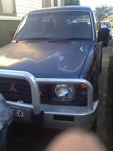 93 Pajero cheap or swap Marrickville Marrickville Area Preview