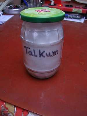 Talkum Puder 0,3L Trennmittel Füllmaterial Gummipflege