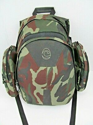 Clive Backpack Heartagram BAM Skateboarding Camouflage Backpack Pre-Owned
