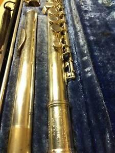 Gemeinhardt flute Drummoyne Canada Bay Area Preview