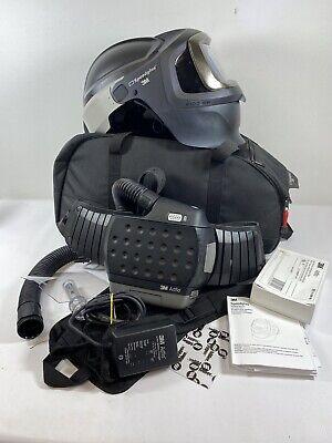 3m Speedglas Welding Helmet 9100mp Adflo Powered Air Purifying Respirator Wcase