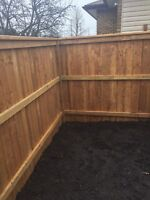 Wood Fences - Contracting Kings Inc.