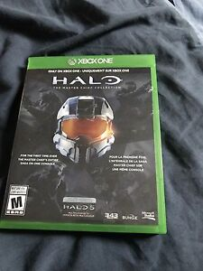 Halo master Chief Collection **XBOX ONE**