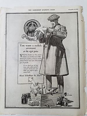 & Marx Herren Bekleidung Schicht Erntedankfest Sheridan (1920 Herren Bekleidung)