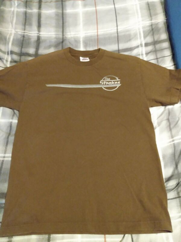 The Strokes Shirt  Wycked Sceptre Tour 2002 Large. Great Condition