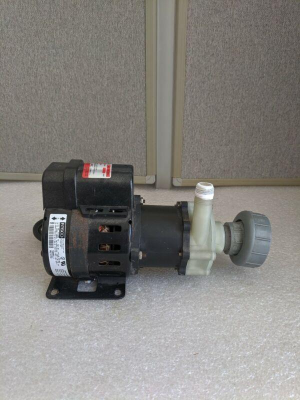 March MFG. AC-5C-MD w/ Fasco U85 3000 RPM