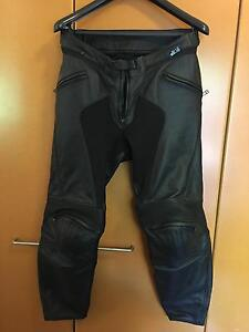Dainese motorcycle leather trousers size 54!!! Caulfield Glen Eira Area Preview