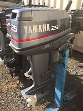 Yamaha 25HP motor Swan Hill Swan Hill Area Preview