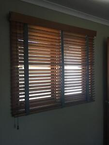 Timber Venetion blinds Marcoola Maroochydore Area Preview