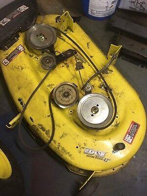 "John Deere La 125 42"" Mower Deck"
