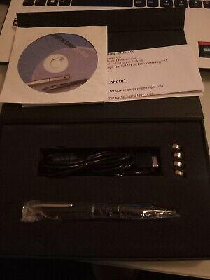 Spy Camera Pen in case
