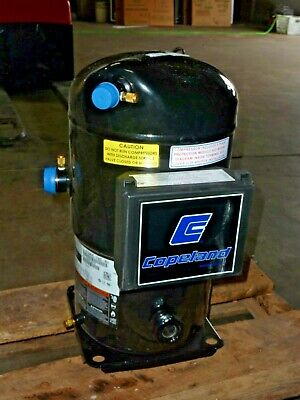 New Copeland Scroll Compressor Zf33kve-twd-951 460v 3 Phase Poe Oil Sealed