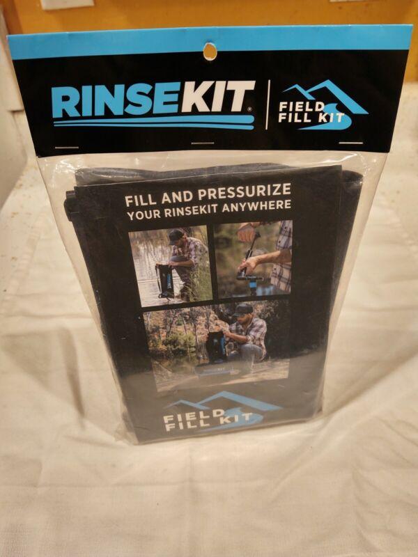 RinseKit Field Fill Kit Pressurize New Free Shipping