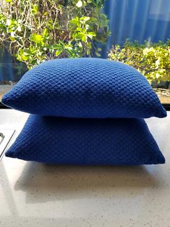 Cushions x 2