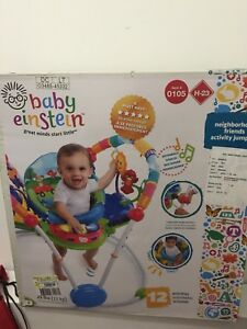 Jumper (Baby Einstein). Sports play (vtec)