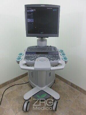 Siemens Acuson S2000 Ultrasound